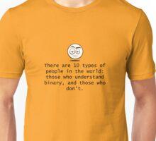 Binary? Unisex T-Shirt