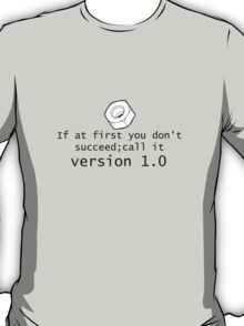 Version 1.0 T-Shirt
