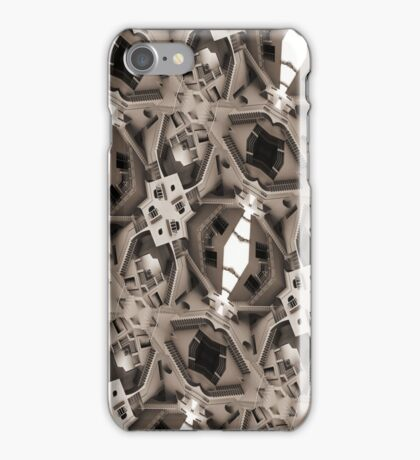 Too Many Stairs iPhone Case/Skin