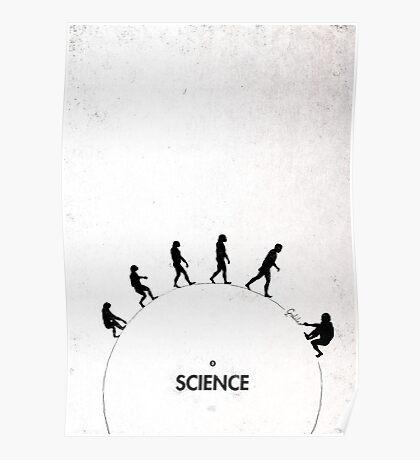 99 steps of progress - Science Poster