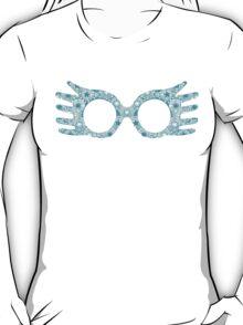 Luna Lovegood Spectrespecs - Turquoise T-Shirt