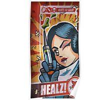 Healz! Poster