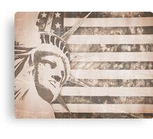 American Liberty Patriot Canvas Print