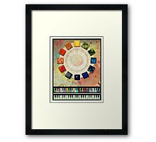 Last Supper: How were we to know ? #1 Framed Print