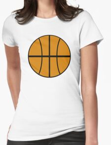 Noodle DARE Basketball Tee Womens Fitted T-Shirt