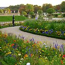 Jardin de Luxemburg by Segalili