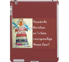 Something for Christmas/ 'n Ietsie vir Kersfees iPad Case/Skin