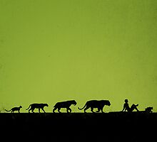 99 steps of progress - Environmental care by maentis