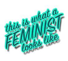 FEMINIST by musemusiclover