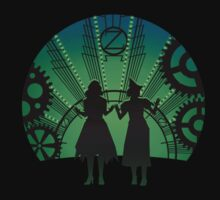Wicked the Musical Tees by Sheridan Johns