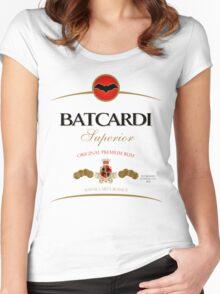 Batcardi Rum Women's Fitted Scoop T-Shirt