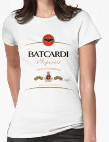 Batcardi Rum Womens Fitted T-Shirt