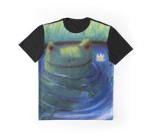 Froggy went acourtin Graphic T-Shirt