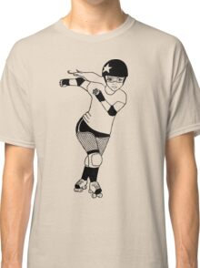 Rollergirl [Black] Classic T-Shirt