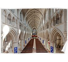 Norwich Roman Catholic Cathedral Poster
