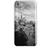 Reinvention and Interpretation - Notre Dame Paris iPhone Case/Skin
