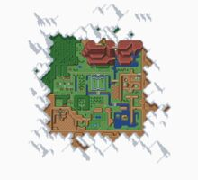 Zelda's Hyrule Map ! by Venum Spotah