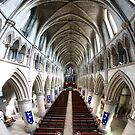 Roman Catholic Cathedral Panoramic by Nicholas Jermy
