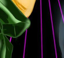 Master Chief x Cortana (Halo) Sticker