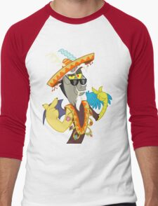 Discord  Men's Baseball ¾ T-Shirt