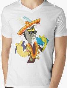Discord  Mens V-Neck T-Shirt