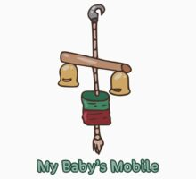 My Baby's Mobile Kids Tee