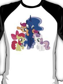 Luna and The Crusaders  T-Shirt
