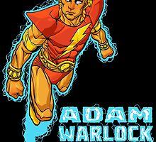 Adam Warlock by dlxartist