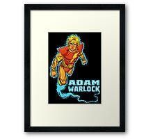 Adam Warlock Framed Print