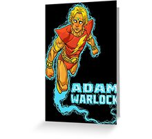 Adam Warlock Greeting Card