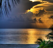 Sunrise on Fort Lauderdale by Ray Chiarello