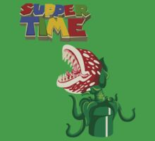 Suppertime Baby Tee