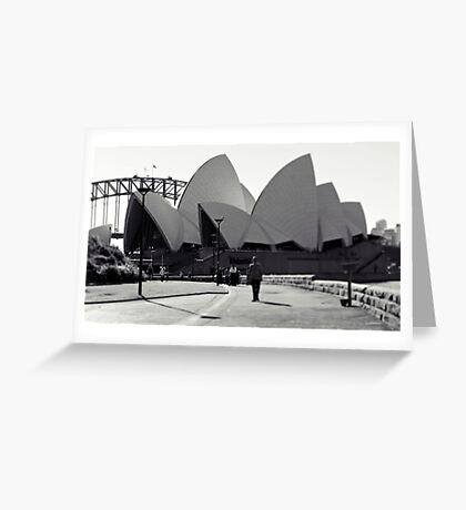 Sydney Icons Greeting Card