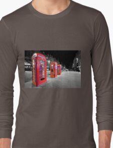 Ring...Ring...Ring Long Sleeve T-Shirt