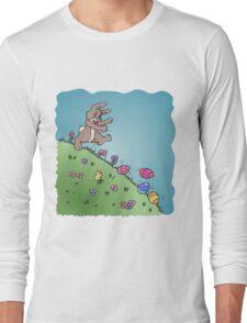 Easter Egg Chase Long Sleeve T-Shirt
