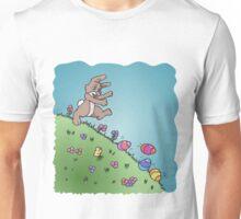 Easter Egg Chase Unisex T-Shirt