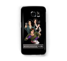 Warehouse 13 girls Samsung Galaxy Case/Skin