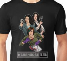 Warehouse 13 girls Unisex T-Shirt