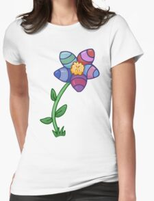 Easter Egg Daffodil  Womens Fitted T-Shirt