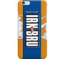 Irn Bru iPhone Case iPhone Case/Skin