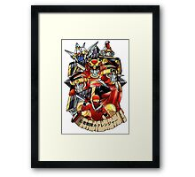 Army of Monkeys Framed Print