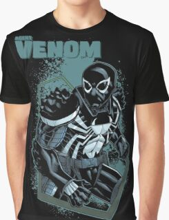 Agent Venom Graphic T-Shirt