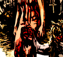 Cannibal Holocaust Sticker