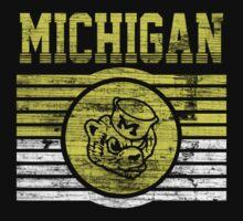 Darren Criss Fox Campaign: Michigan Wolverines Kids Clothes