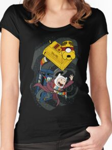 Doctor Finn Women's Fitted Scoop T-Shirt