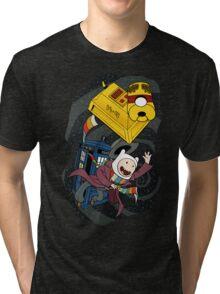 Doctor Finn Tri-blend T-Shirt