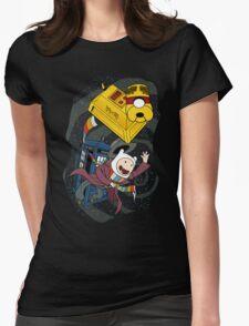 Doctor Finn Womens Fitted T-Shirt