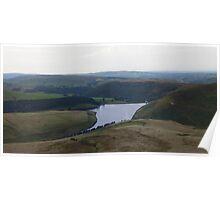 Kinder Reservoir Panorama Poster