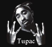 Tupac by MrWonderful
