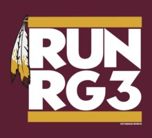 "VICT Washington ""Run RG3"" T-Shirt"